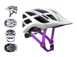 biciklisticka-kaciga-scott-spunto-white-purple-experience-matulji