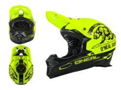 Biciklisticka-kaciga-ONEAL-Fury-RL-California-black-yellow-experience-matulji