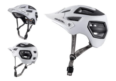 Biciklisticka-kaciga-ONeal-Pike-white-black-experience-matulji