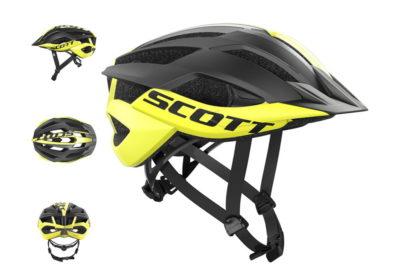 Biciklisticka-kaciga-SCOTT-Arx-Mtb-yellow-experience-matulji