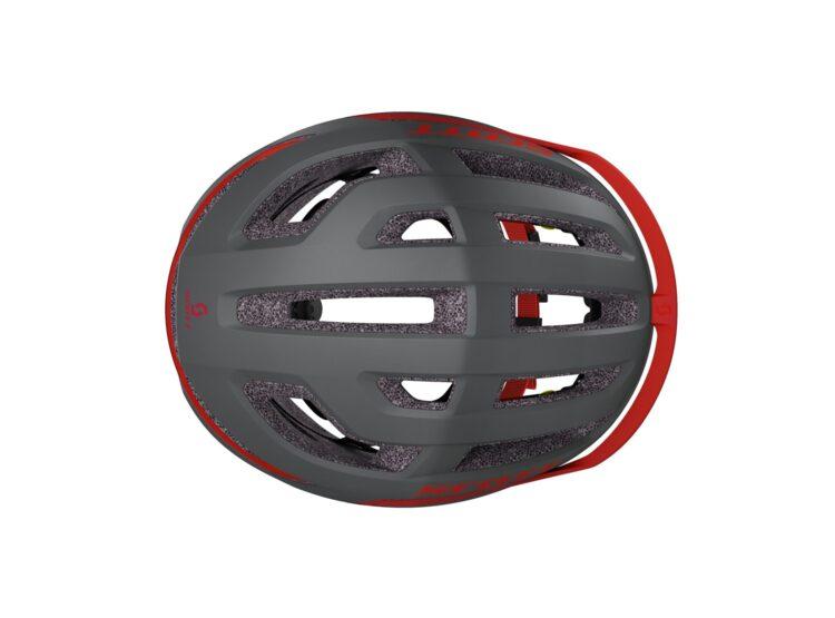 Biciklistička-kaciga-SCOTT-Arx-(CE)-dark-grey-red-experience-matulji-2