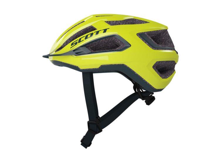Biciklistička-kaciga-SCOTT-Arx-(CE)-radium-yellow-experience-matulji-1