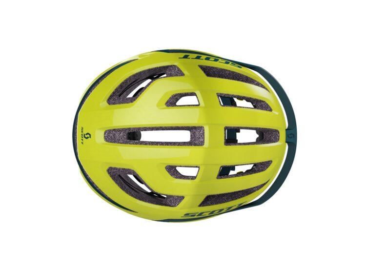 Biciklistička-kaciga-SCOTT-Arx-(CE)-radium-yellow-experience-matulji-2
