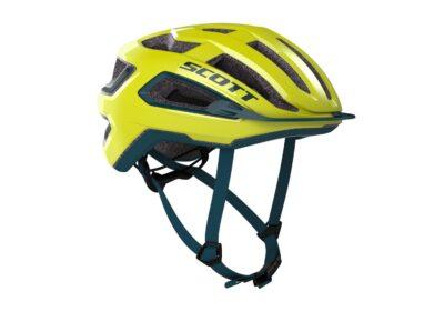 Biciklistička-kaciga-SCOTT-Arx-(CE)-radium-yellow-experience-matulji