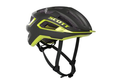 Biciklistička-kaciga-SCOTT-Arx-Plus-(CE)-dark-grey-radium-yellow-experience-matulji