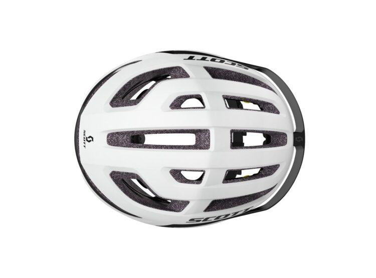 Biciklistička-kaciga-SCOTT-Arx-Plus-(CE)-white-black-experience-matulji-2