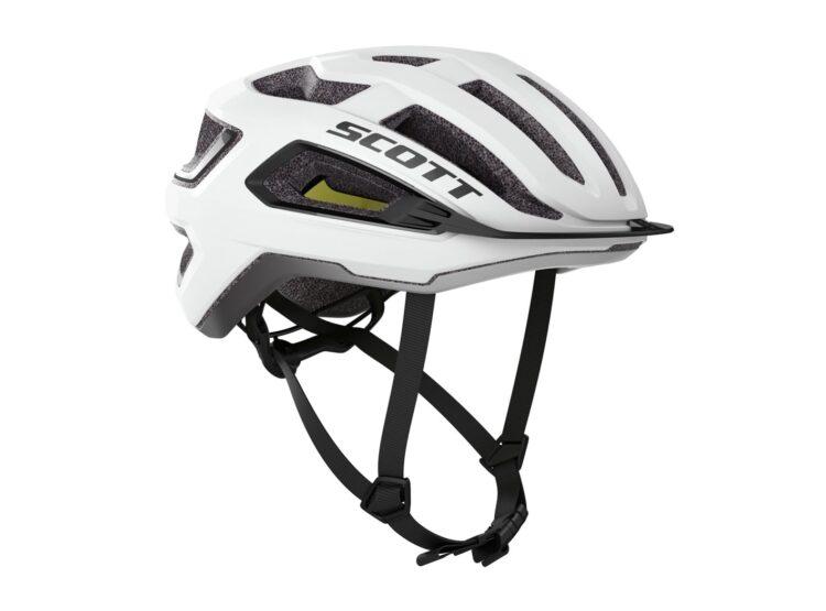 Biciklistička-kaciga-SCOTT-Arx-Plus-(CE)-white-black-experience-matulji