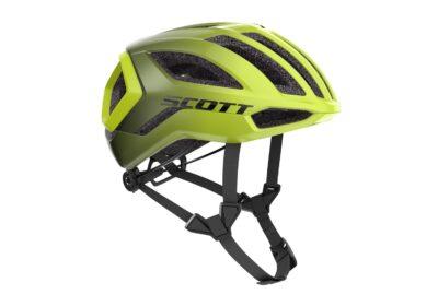Biciklistička-kaciga-SCOTT-Centric-Plus-(CE)-radium-yellow-RC-experience-matulji