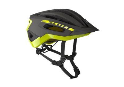 Biciklistička-kaciga-SCOTT-Fuga-PLUS-rev-(CE)-dark-grey-radium-yellow-experience-matulji