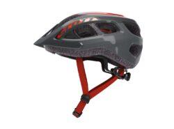 Biciklistička-kaciga-SCOTT-Supra-(CE)-grey-red-fade-experience-matulji-1