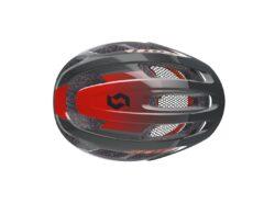 Biciklistička-kaciga-SCOTT-Supra-(CE)-grey-red-fade-experience-matulji-2