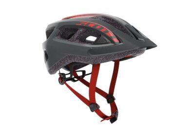 Biciklistička-kaciga-SCOTT-Supra-(CE)-grey-red-fade-experience-matulji