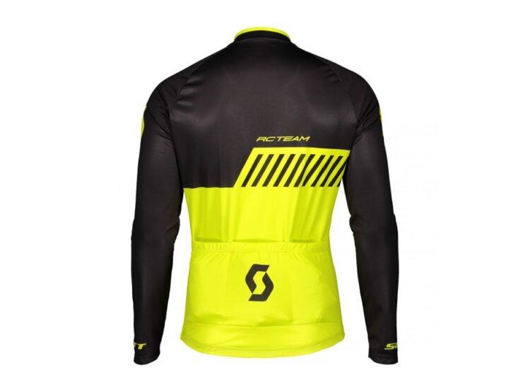 Biciklistička-majica-SCOTT-RC-Team-10-L-SL-black-sulphur-experience-matulji-1