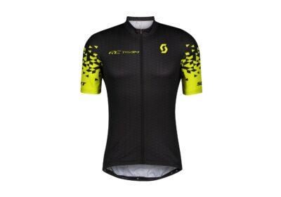 Biciklistička-majica-SCOTT-RC-Team-10-S-SL-black-sulphur-yellow-experience-matulji