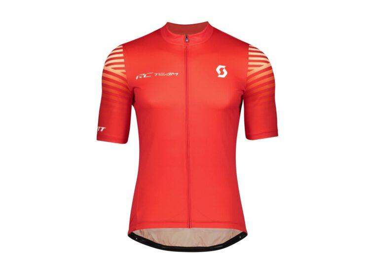 Biciklistička-majica-SCOTT-RC-Team-10-S-SL-red-experience-matulji