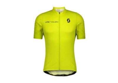 Biciklistička-majica-SCOTT-RC-Team-10-S-SL-sulphur-yellow-black-experience-matulji