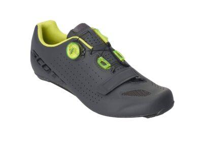 Biciklističke-cipele-Scott-Road-Vertec-Boa-matt-grey-neon-yellow-experience-matulji