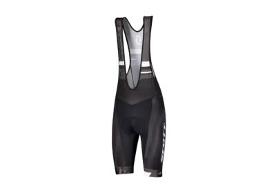 Biciklističke hlačice s tregerima SCOTT RC Team ++ black/white