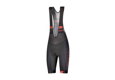 Biciklističke-hlačice-s-tregerima-SCOTT-RC-Team-dark-grey-fiery-red-experience-matulji