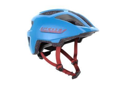 Biciklistička kaciga dječja SCOTT Spunto Junior (CE) atlantic blue-experience-matulji