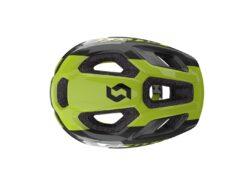 Biciklistička kaciga dječja SCOTT Spunto Junior (CE) black-radium yellow RC-experience-matulji-2
