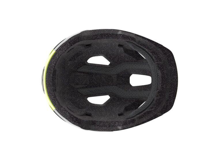 Biciklistička kaciga dječja SCOTT Spunto Junior (CE) black-radium yellow RC-experience-matulji-4