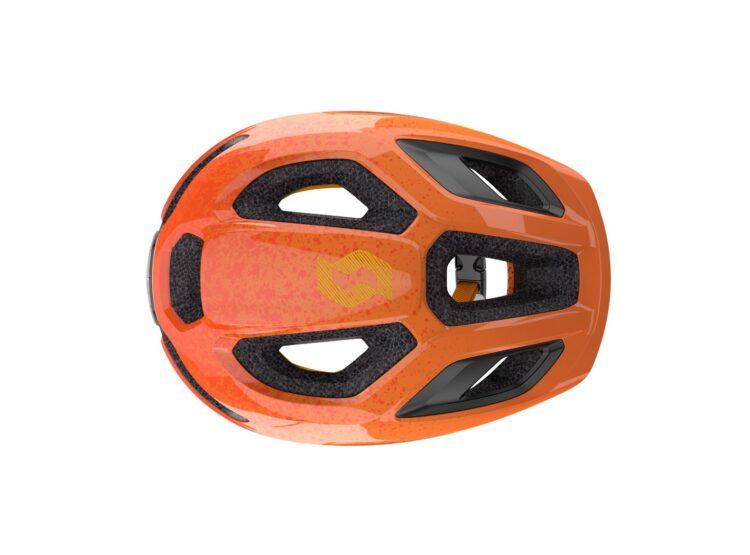 Biciklistička kaciga dječja SCOTT Spunto Junior (CE) fire orange-experience-matulji-2