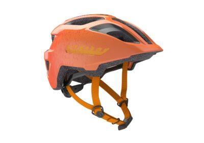 Biciklistička kaciga dječja SCOTT Spunto Junior (CE) fire orange-experience-matulji