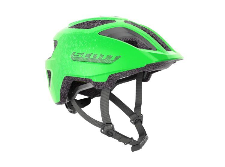 Biciklistička kaciga dječja SCOTT Spunto Junior (CE) smith green-experience-matulji