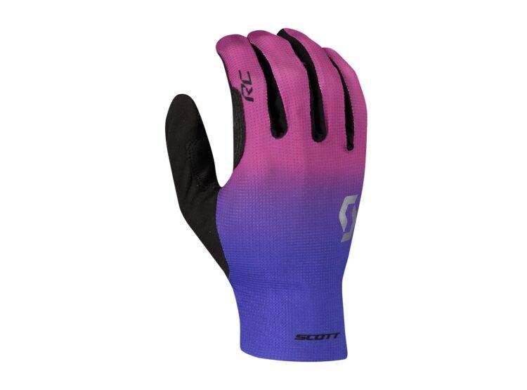 Biciklističke rukavice RC Pro Supersonic Edt. LF drift purple-experience-matulji