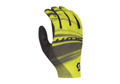 Biciklističke rukavice SCOTT RC Pro LF black-sulphur yellow-experience-matulji