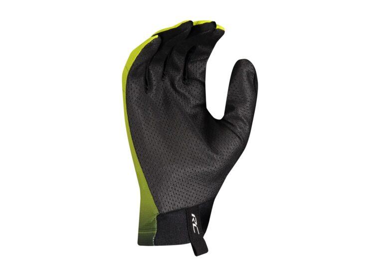 Biciklističke rukavice SCOTT RC Pro LF sulphur yellow-black-experience-matulji-1