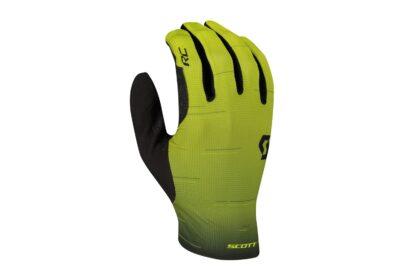Biciklističke rukavice SCOTT RC Pro LF sulphur yellow-black-experience-matulji