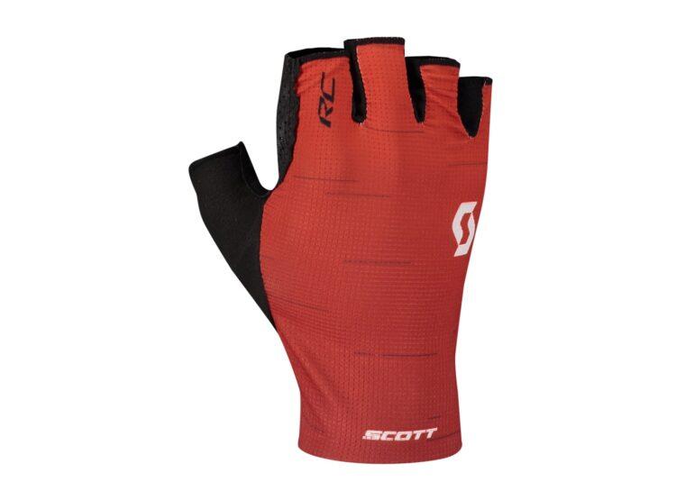 Biciklističke rukavice SCOTT RC Pro SF fiery red-white-experience-matulji