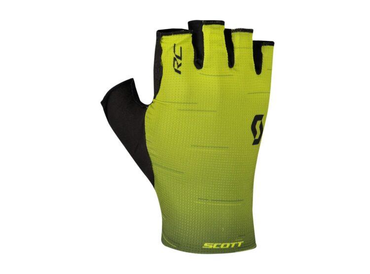 Biciklističke rukavice SCOTT RC Pro SF sulphur yellow-black-experience-matulji