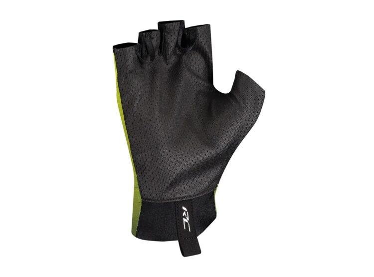 Biciklističke rukavice dječje SCOTT Junior RC SF sulphur yellow-black-experience-matulji-1
