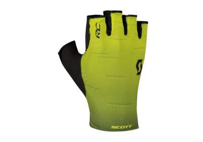 Biciklističke rukavice dječje SCOTT Junior RC SF sulphur yellow-black-experience-matulji