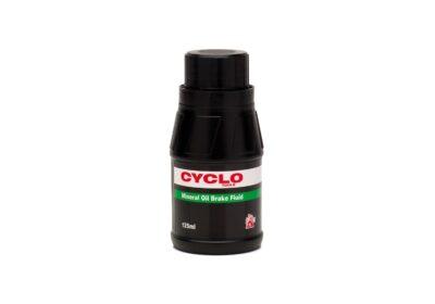 Ulje za kočnice CYCLO Mineral Oil Brake Fluid 125ml-experience-matulji