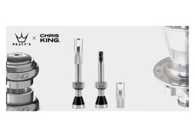 Ventil PEATY'S Tubeless ventil 42mm Silver-experience-matulji