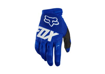Biciklističke rukavice FOX Dirtpaw Race BluWht-experience-matulji