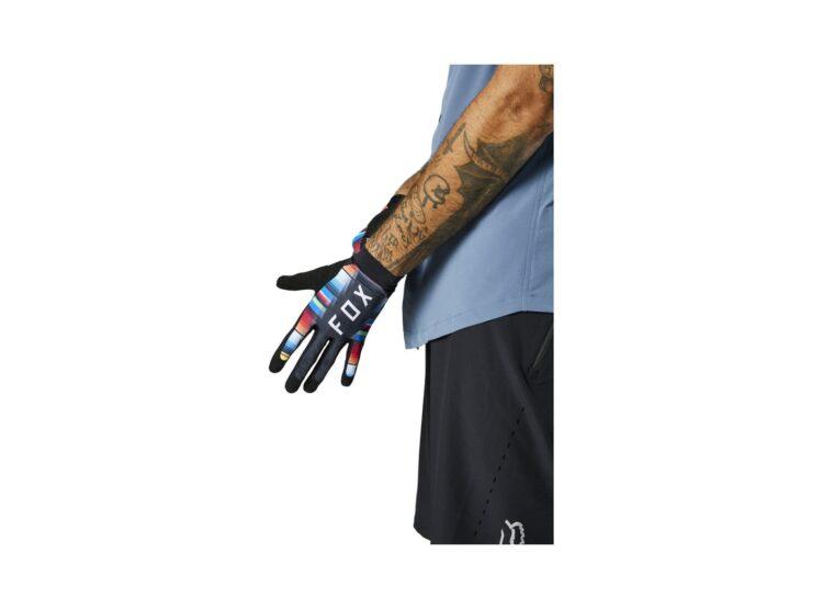 Biciklističke rukavice FOX Flexair Blk-experience-matulji-1