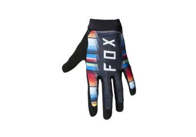 Biciklističke rukavice FOX Flexair Blk-experience-matulji