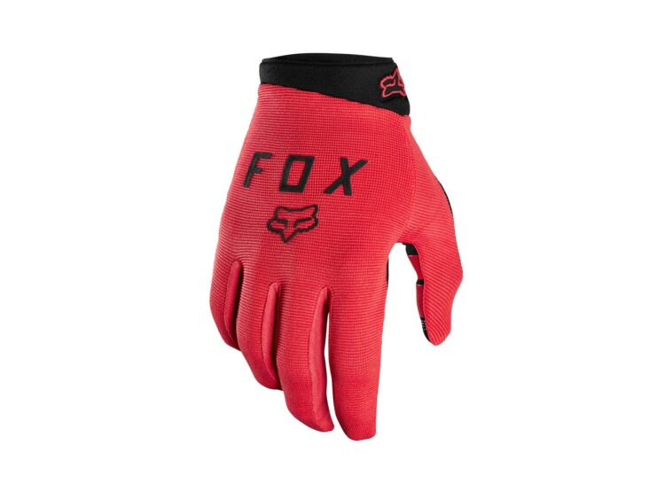 Biciklističke rukavice FOX Ranger Gel Bright Red-experience-matulji