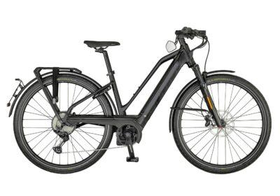 Bicikl ženski električni SCOTT Silence eRIDE 20 Lady Speed 2021-experience-matulji