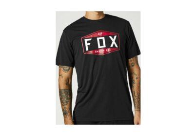 Muška majica FOX Emblem Tech-n